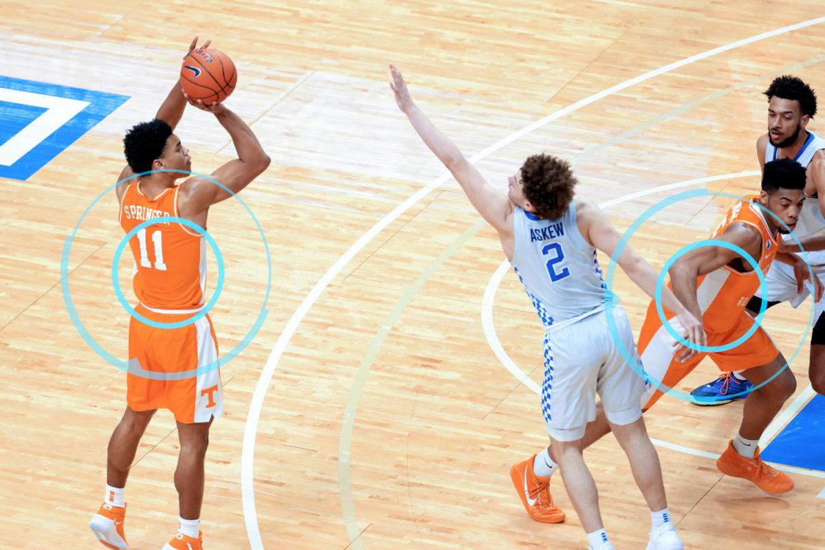 Collage Basketball Website