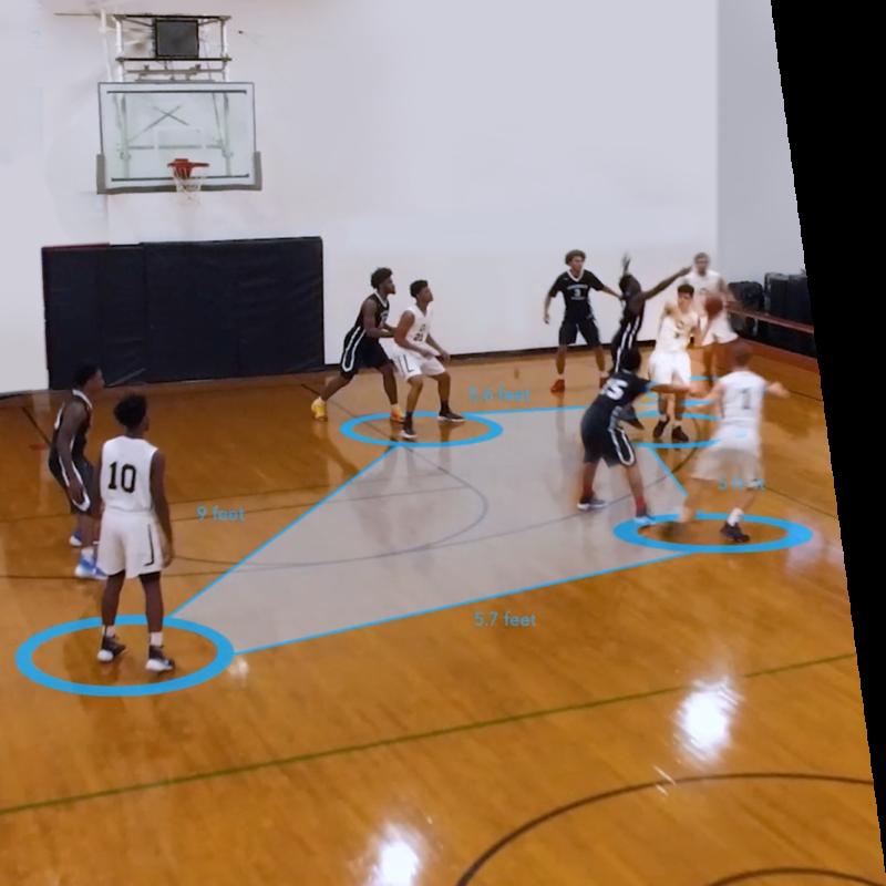 Informationsverarbeitung am Beispiel eines College Basketball Team