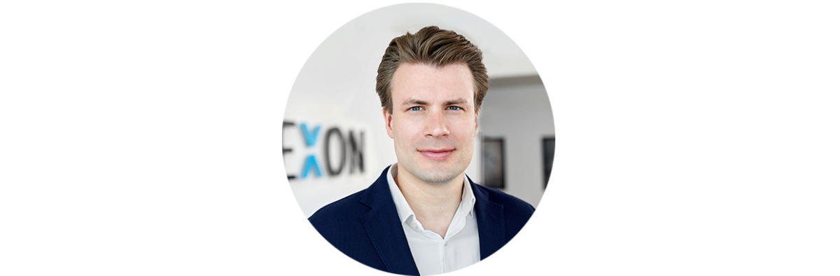 KINEXON Mitgründer Dr. Alexander Hüttenbrink