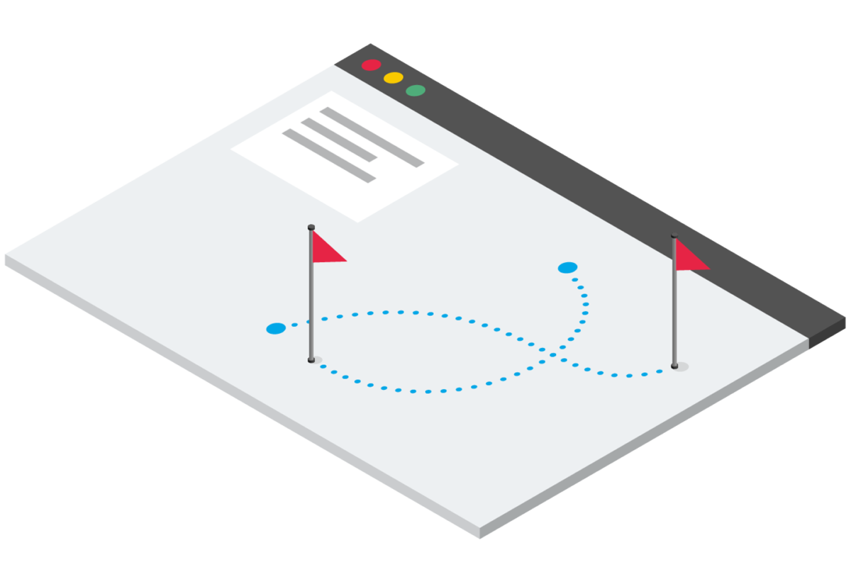 Moderne und intuitive Software Benutzeroberfläche