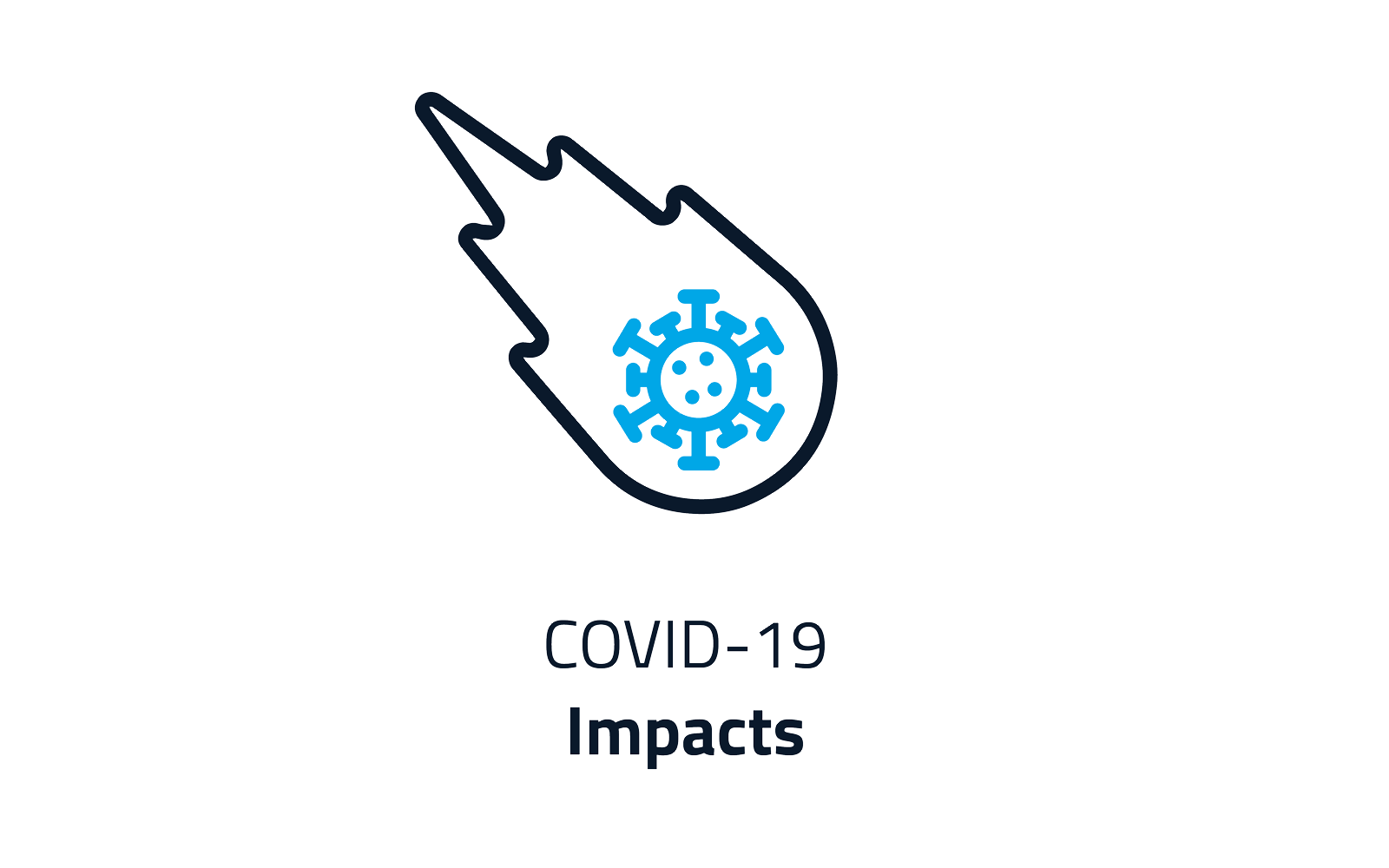 Covid Impact Logo Zeichenfläche 1