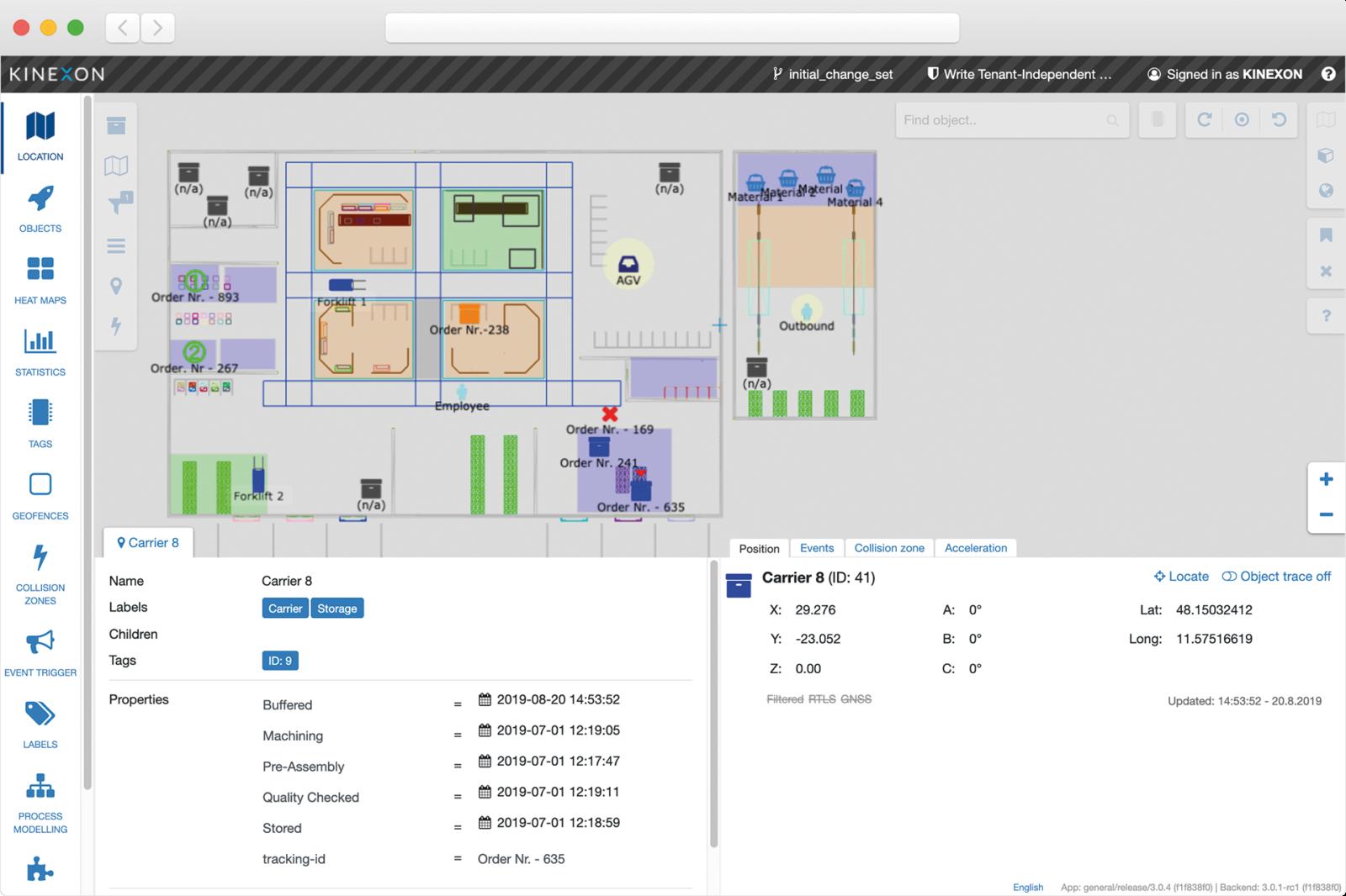 Appscreen RIoT Überwachung 2D Mockup EN