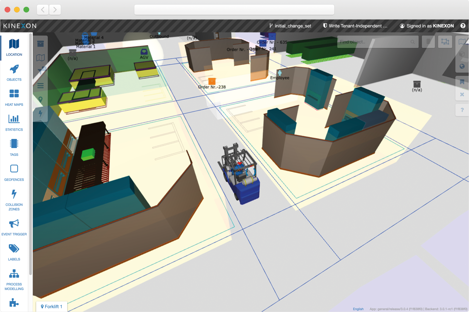 Appscreen RIoT Visualisierung 3D Mockup EN