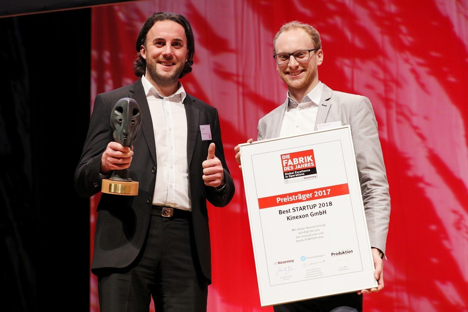 Best Startup Award 2018 1