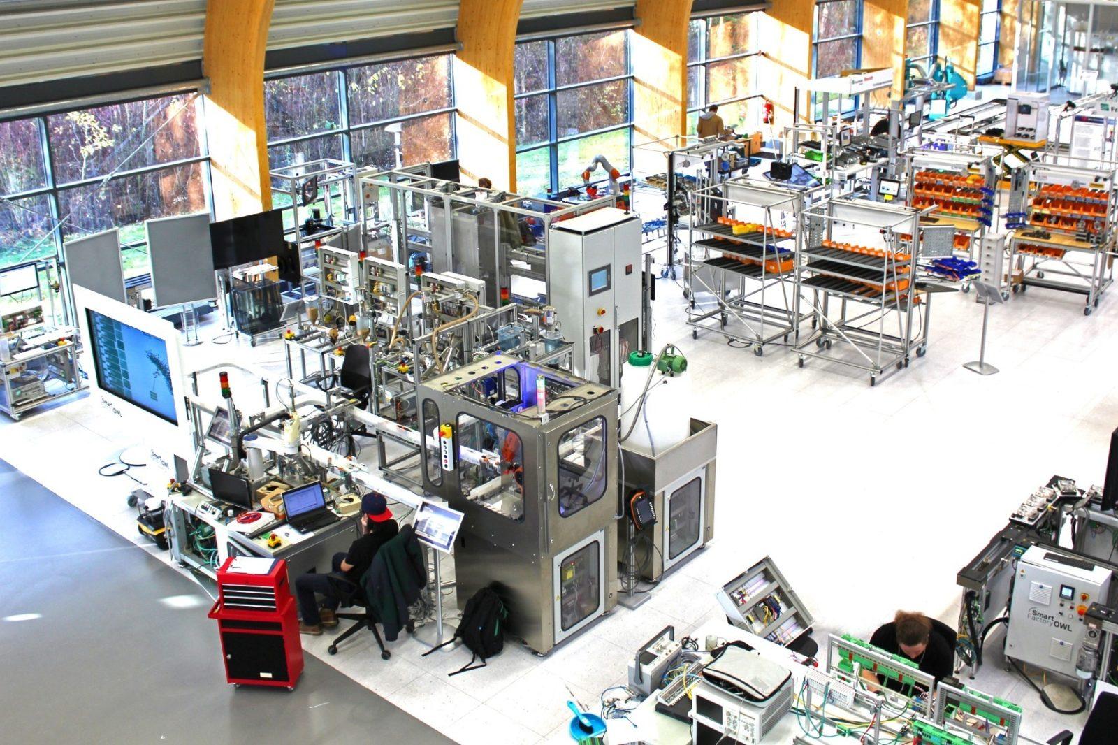 Smart Factory OWL2