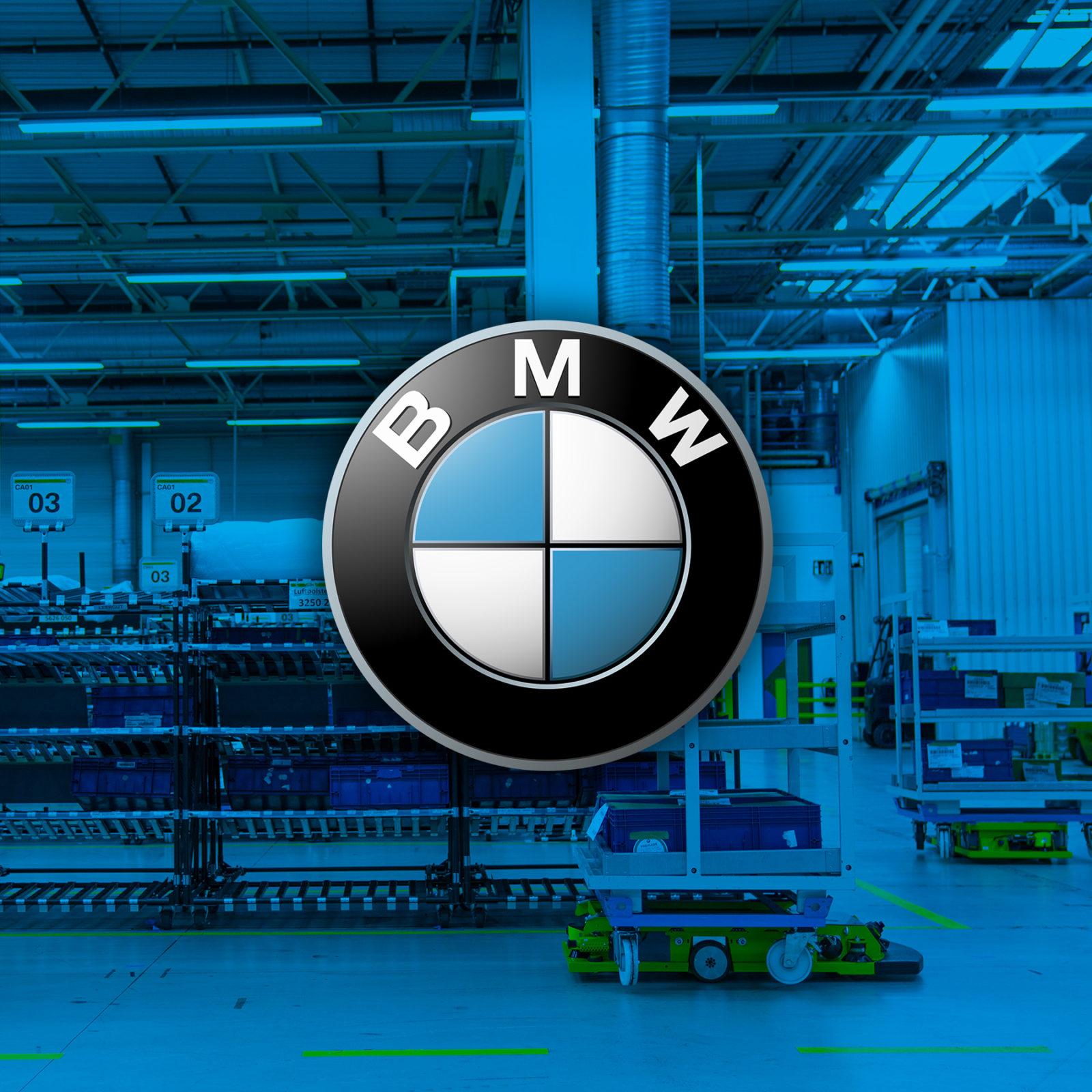 Industrie Kunden BMW