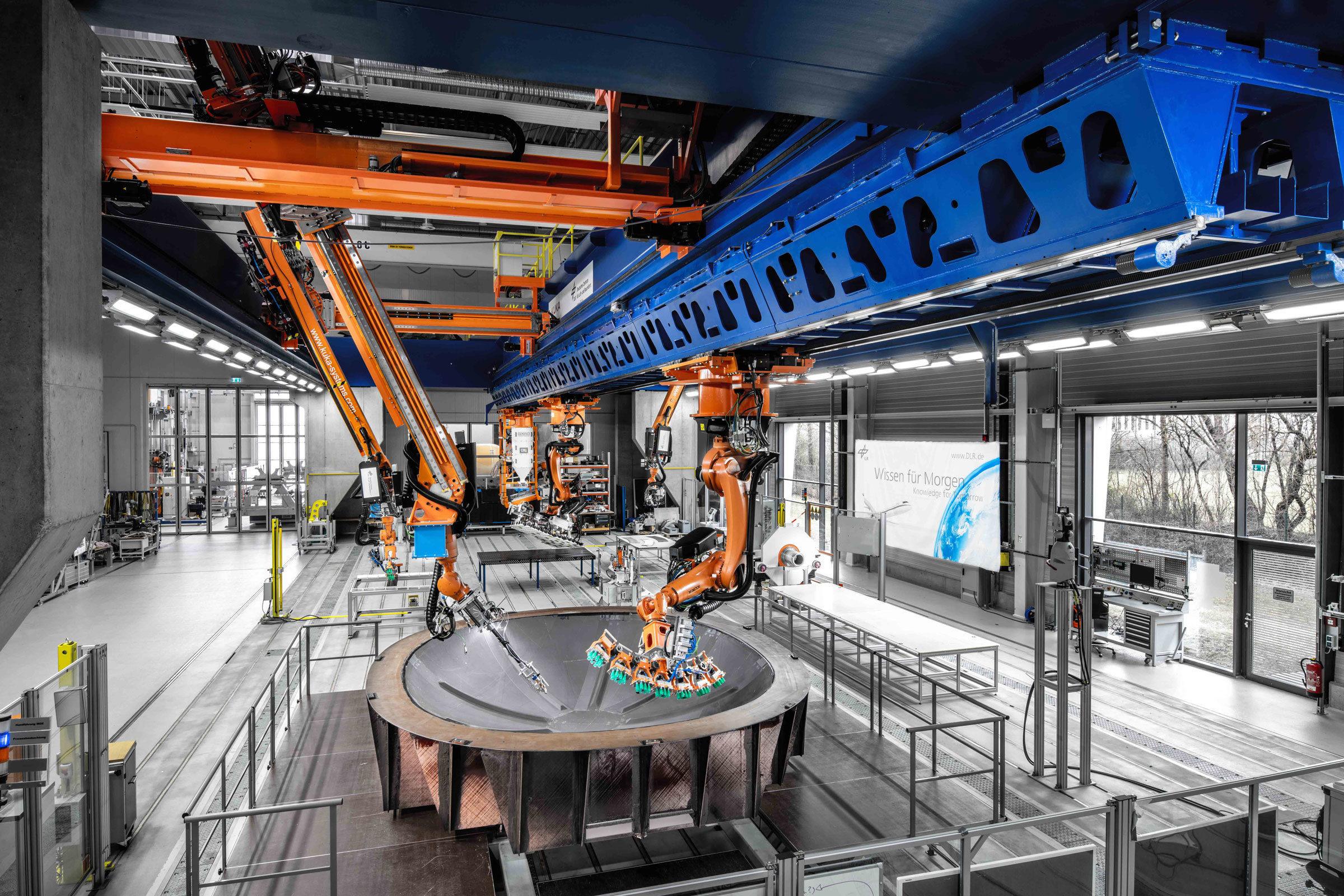 KINEXON DLR Press