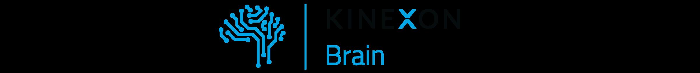 Logo KINEXON Brain
