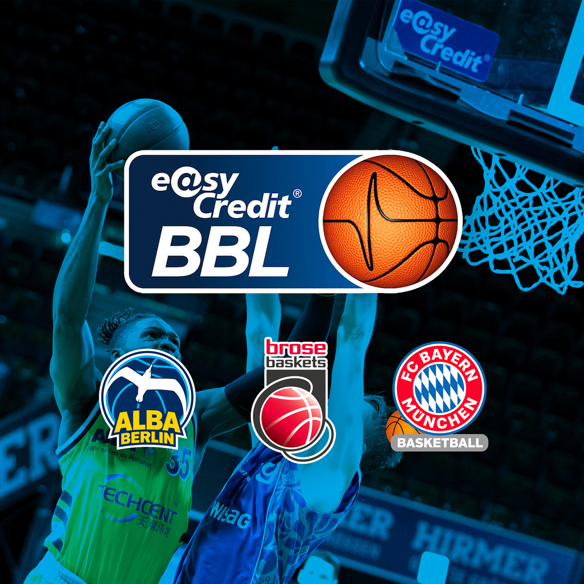 KINEXON BBL Basketball Bundesliga Cover