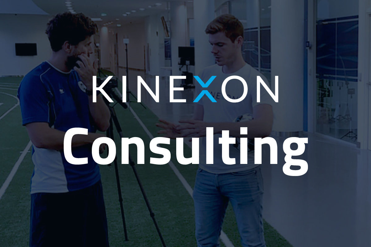 KINEXON Football Logos Consulting Background