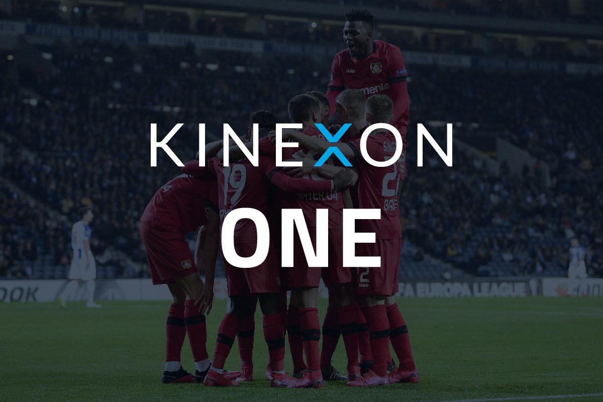 KINEXON Football Logos ONE Background