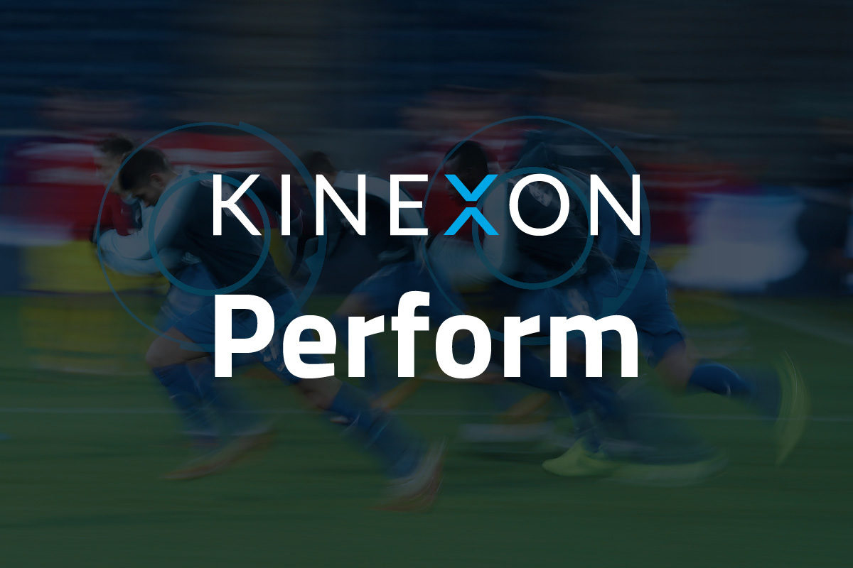 KINEXON Football Logos Perform Background