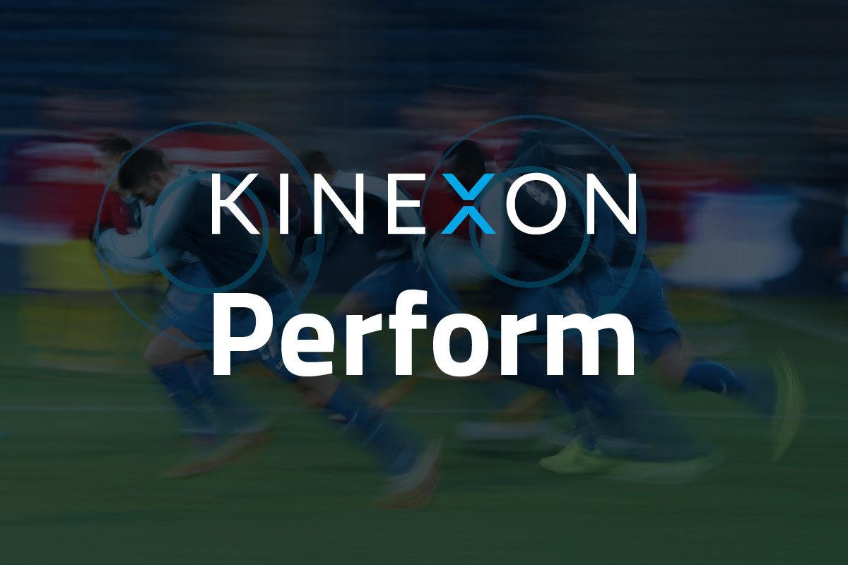 KINEXON Football Logos Perform Background