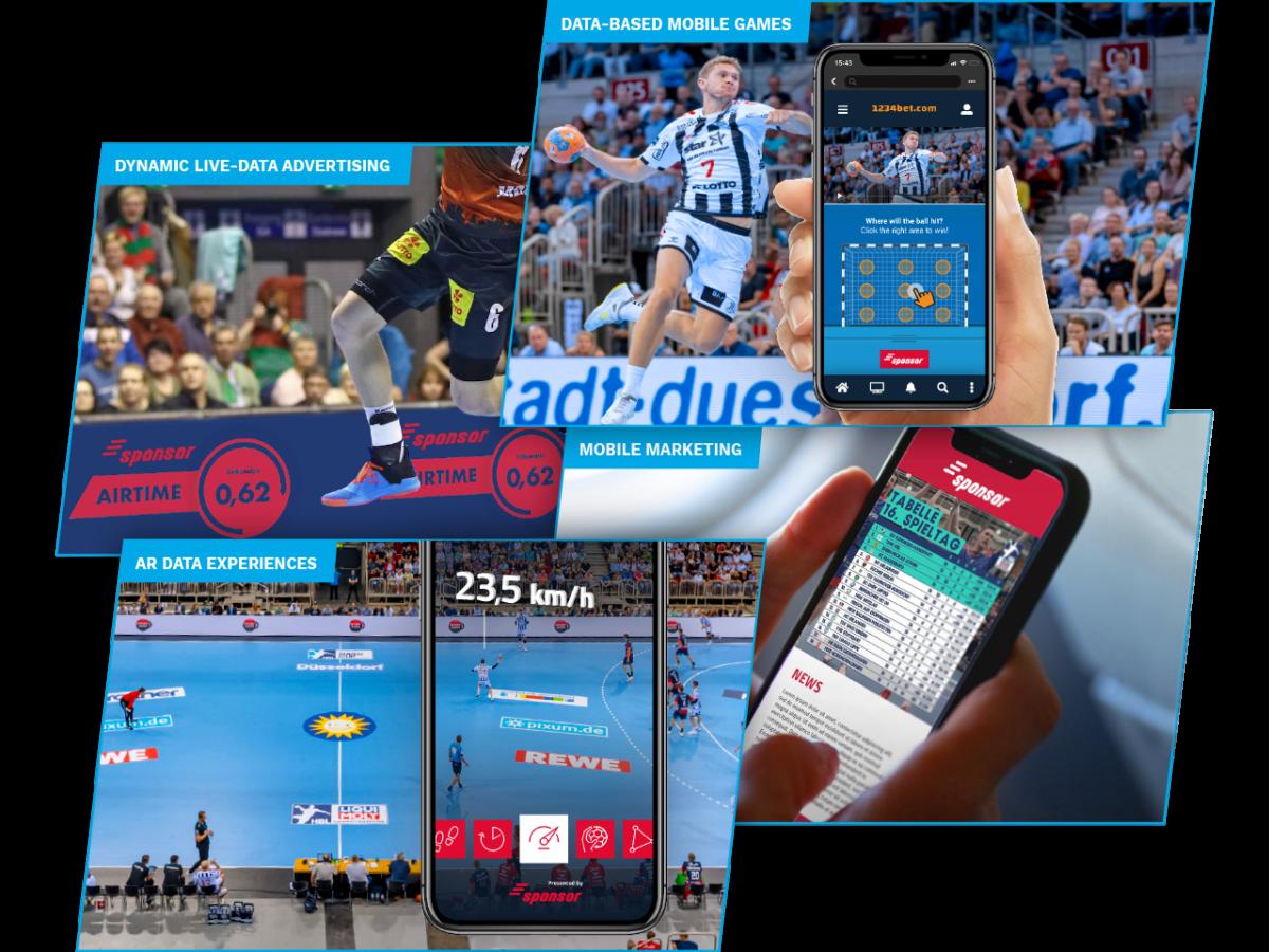 Mobile Apps HBL website