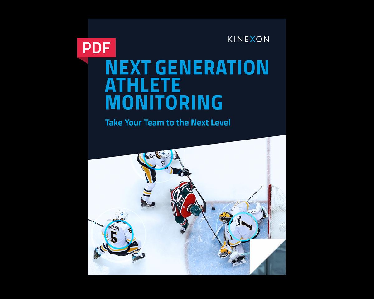 PDF Download Mockup Hockey Brochure