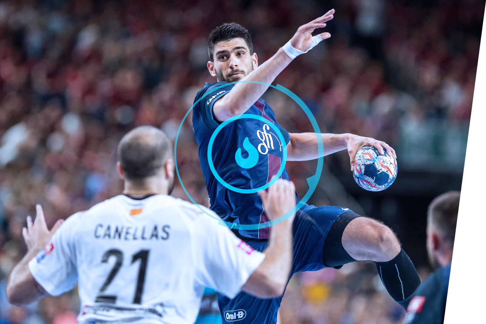 Paris Saint-Germain Handball vs HC Vardar - VELUX EHF FINAL4 Final