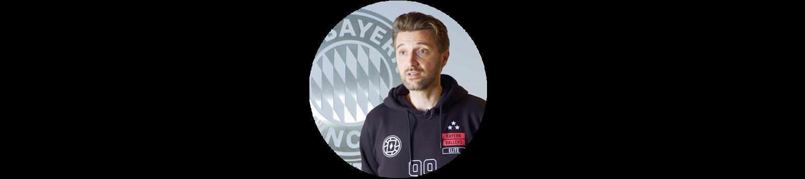 Marko Persic Bayern Basketball Website