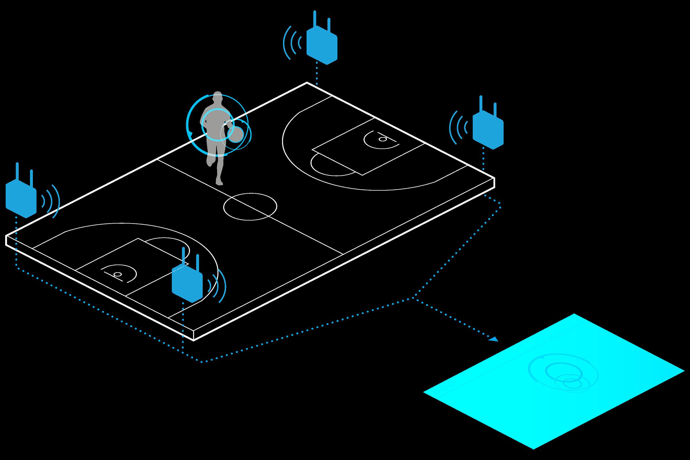 Sport Technologie Illustration