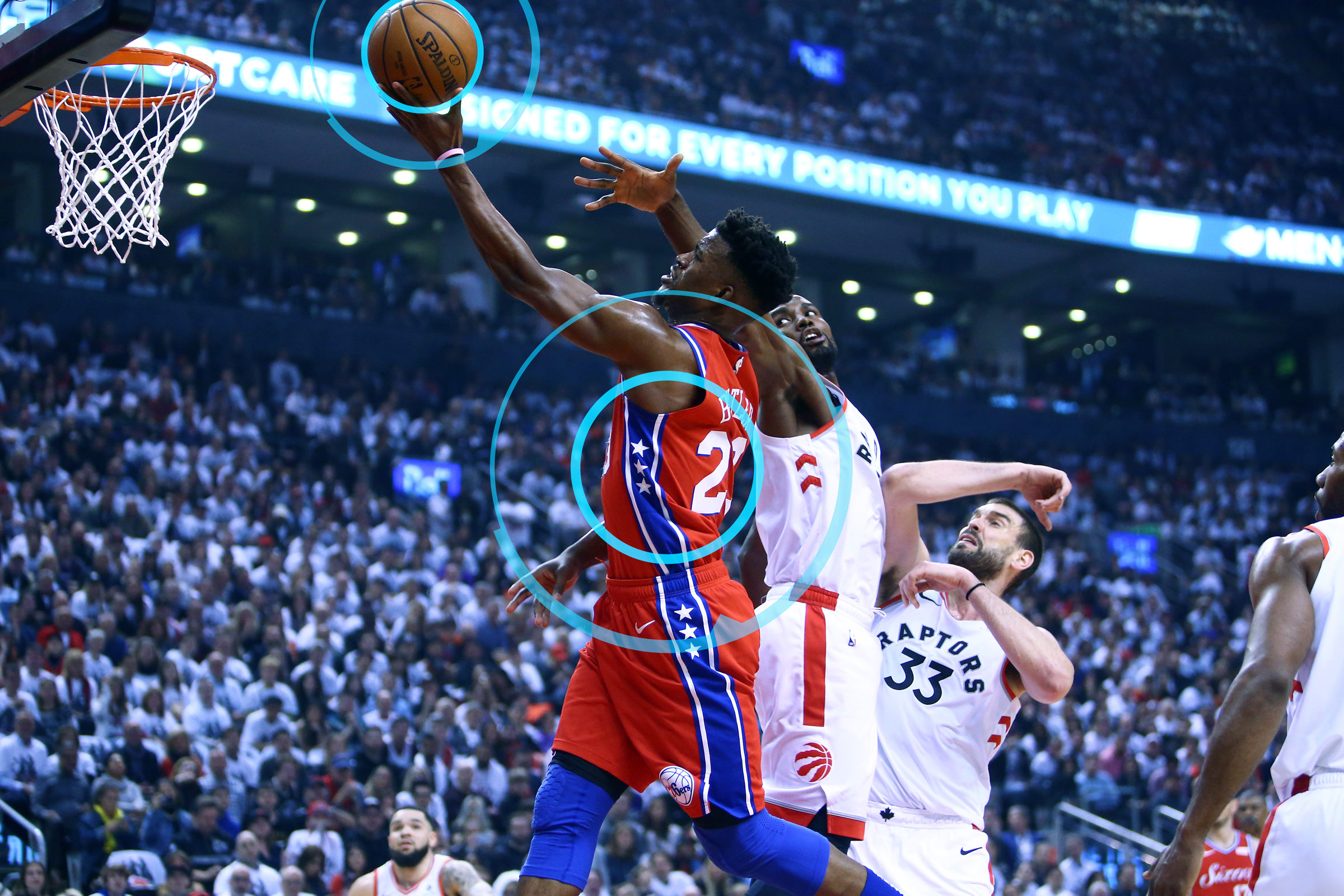 Philadelphia 76ers vs Toronto Raptors - Game Seven
