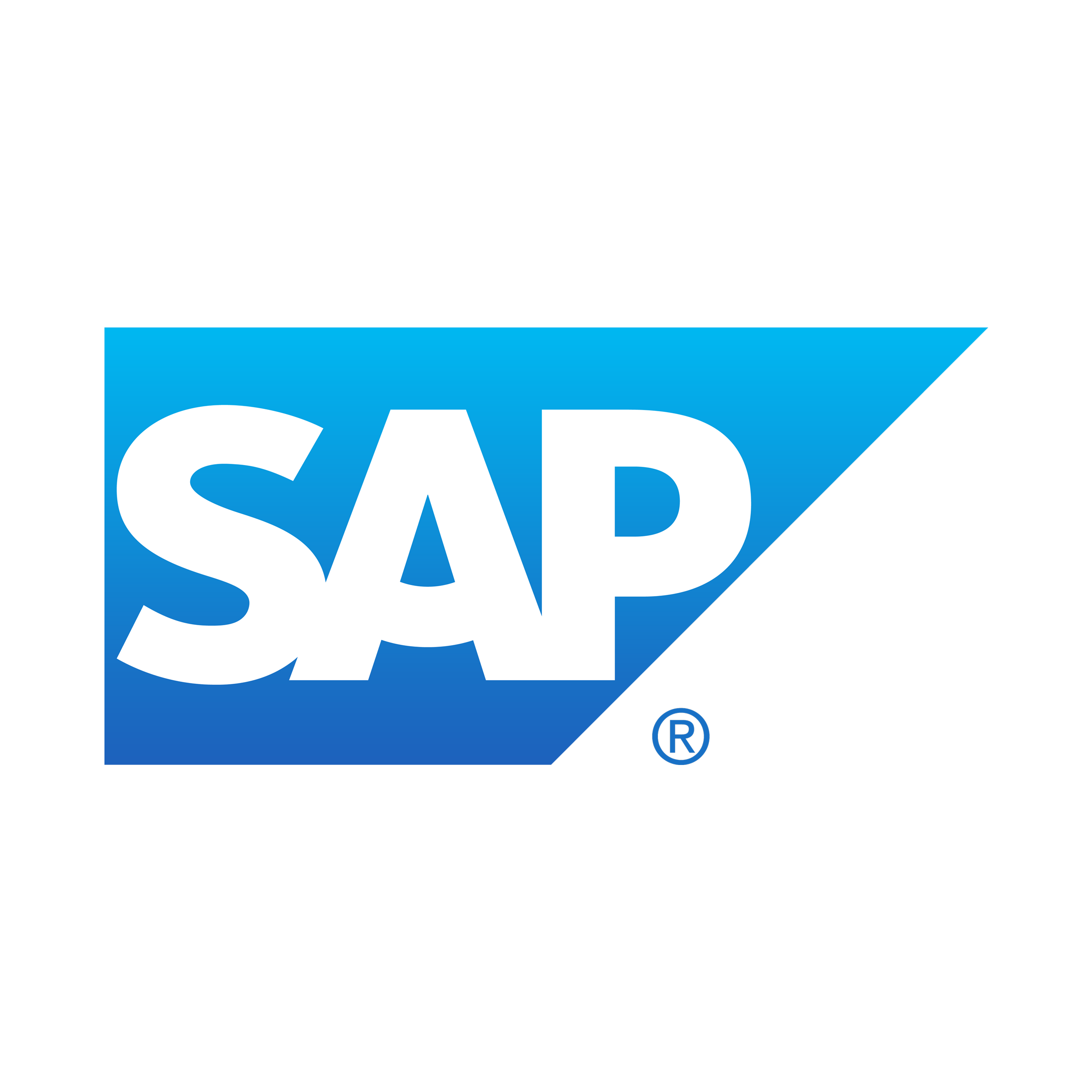 SAP Logo square