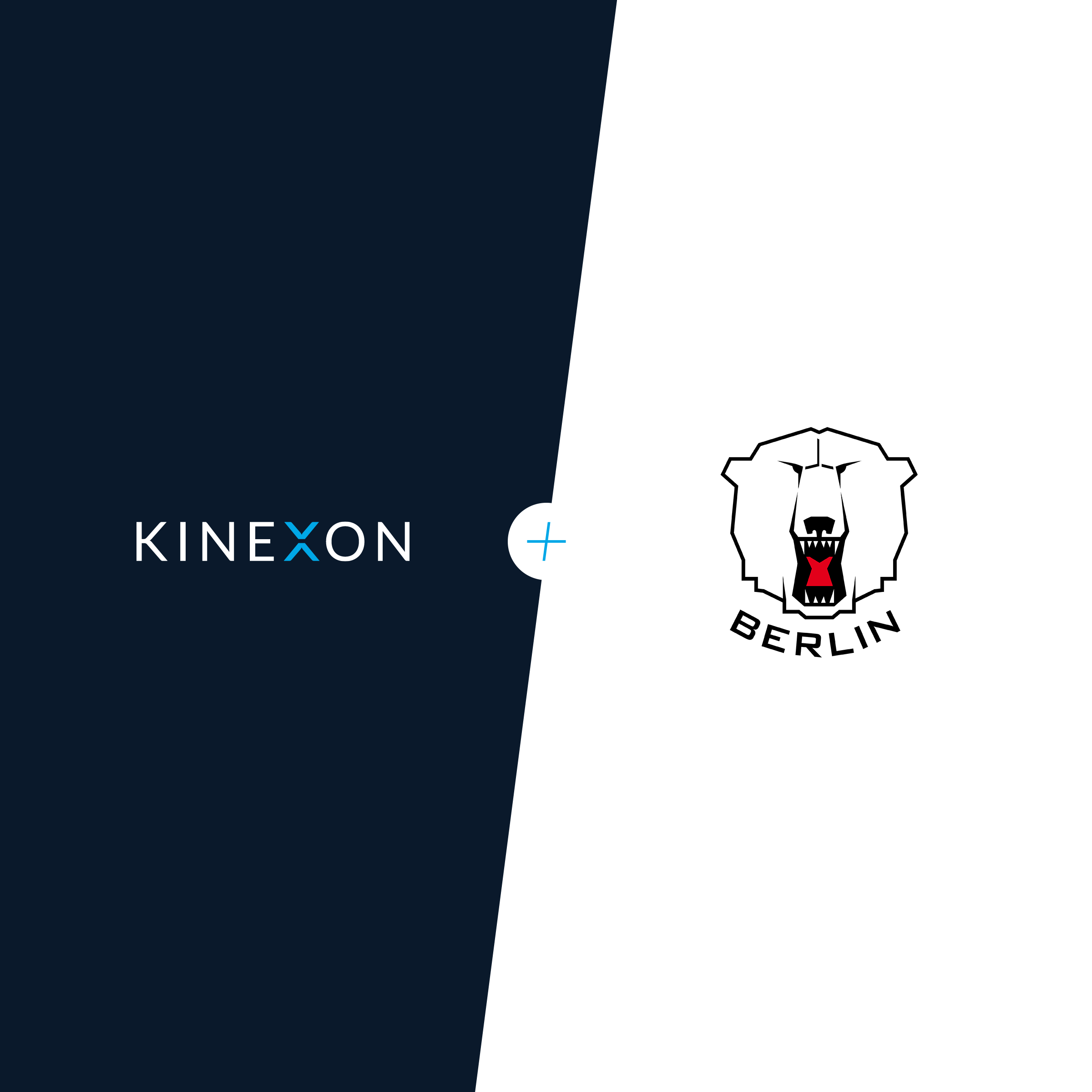 Thumbnail KINEXON Sports Eisbären Berlin Partnerschaft Website