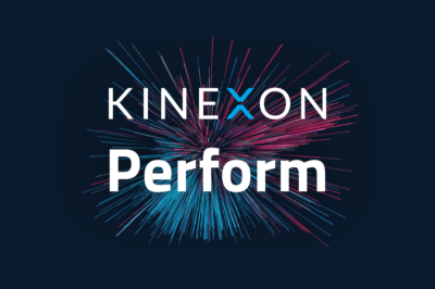 KINEXON Football Logos Perform