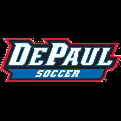 De Paul University Soccer Logo