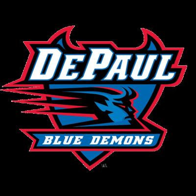 De Paul Logo Website