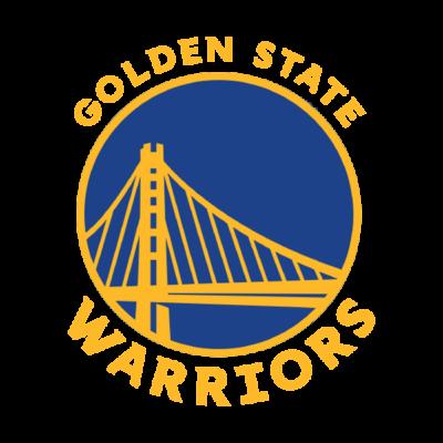 Golden State Warriors Logo dark Background Website
