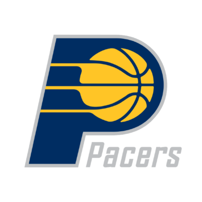 Indiana Pacers Logo dark Background Website