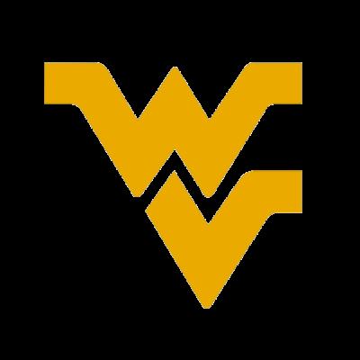 West Virginia Mountaineers Logo dark Background Website