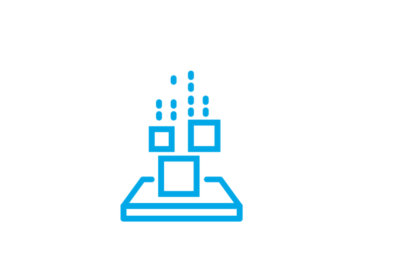 Symbol für bereitgestellte Daten