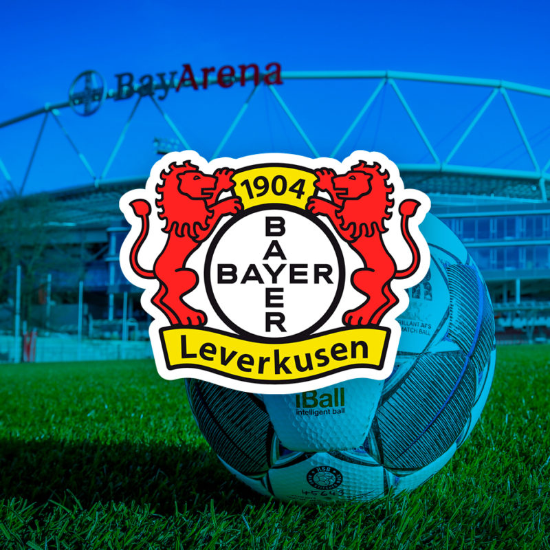 KINEXON Bayer 04 Leverkusen Cover