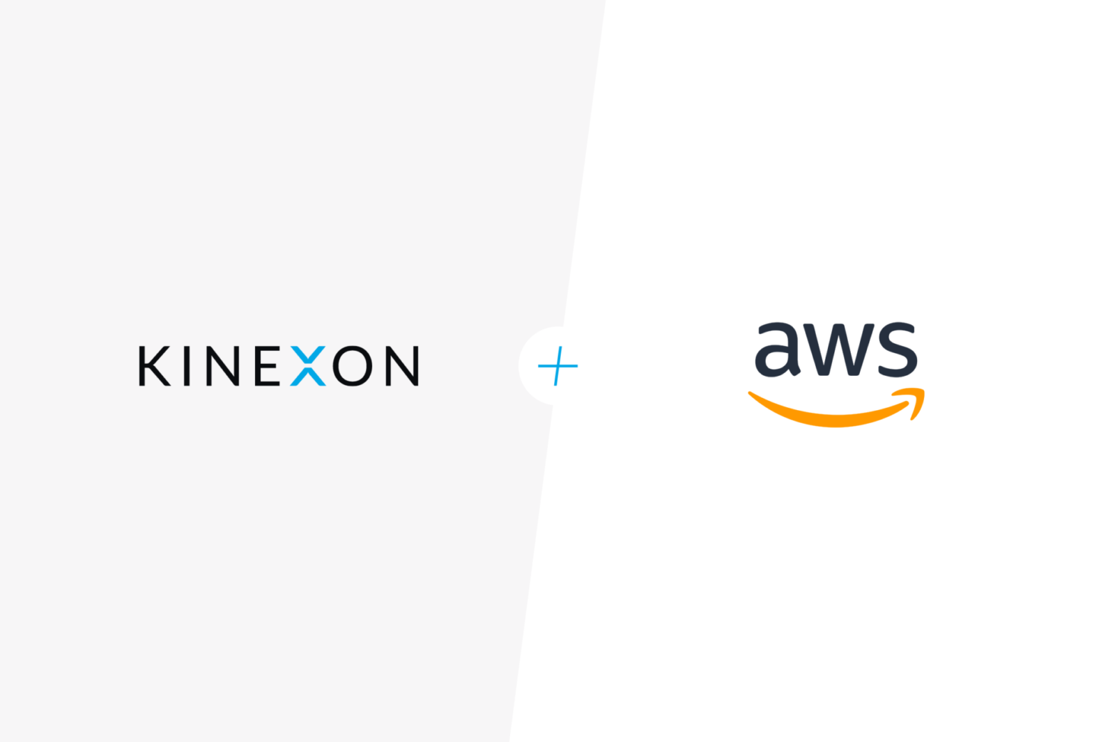 KINEXON X AWS website