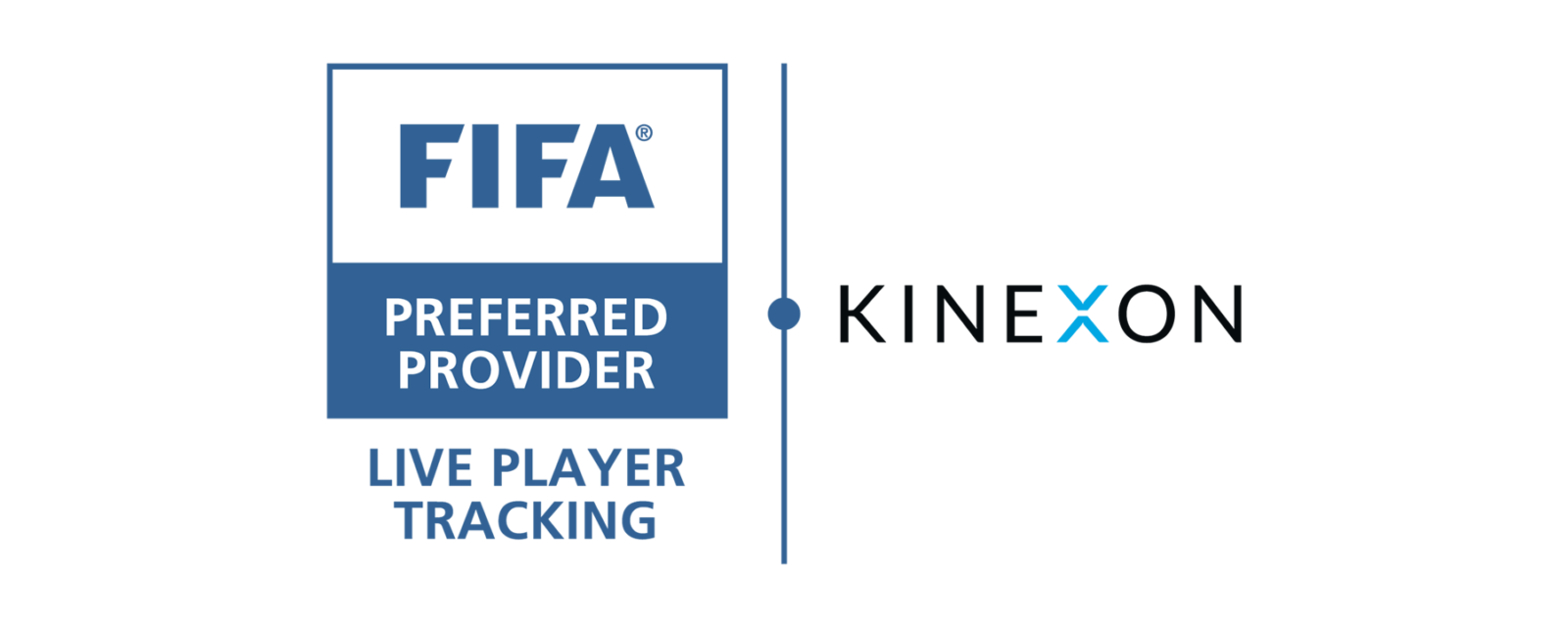 KINEXON X FIFA Logo