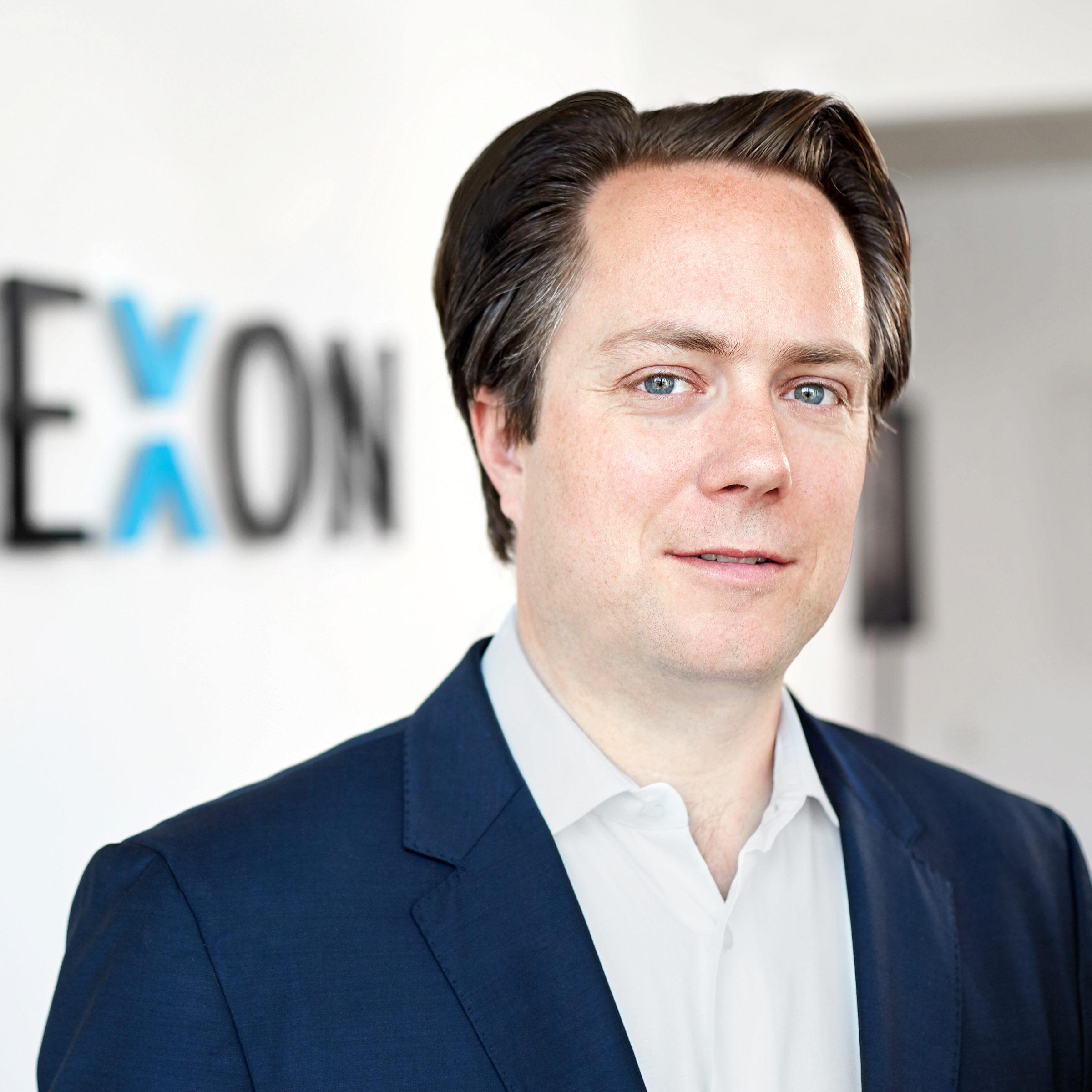 Nikolai ist Geschäftsführer der KINEXON Industries GmbH