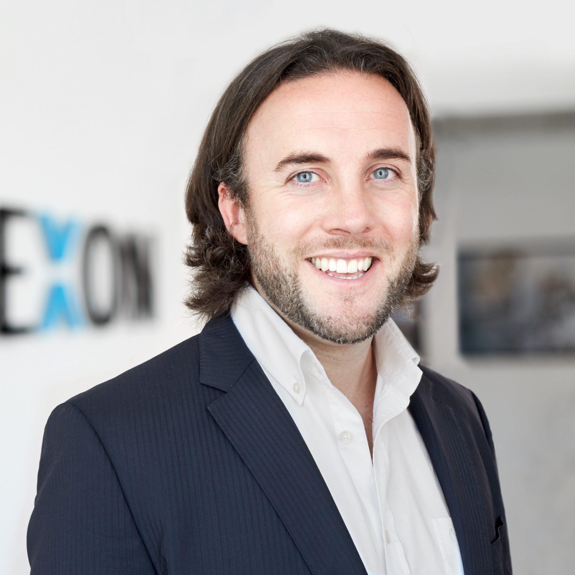 Dr. Oliver Trinchera - Mitgründer und Geschäftsführer der KINEXON Industries GmbH