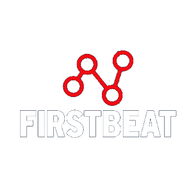 Firstbeat Logo on dark background