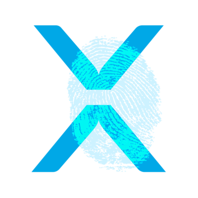 KINEXON X with fingerprint