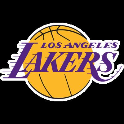 Los Angeles Lakers Logo dark Background