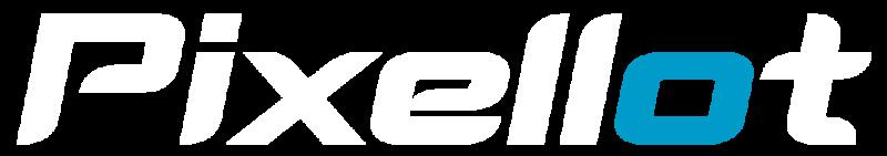 Pixellot Logo on dark background