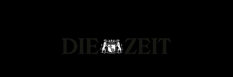 Die Zeit Logo Quote