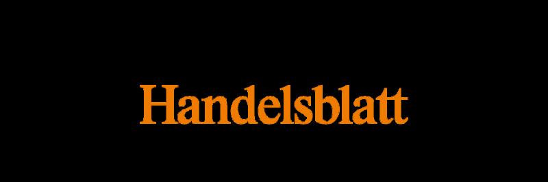 Handelsblatt Logo Quote