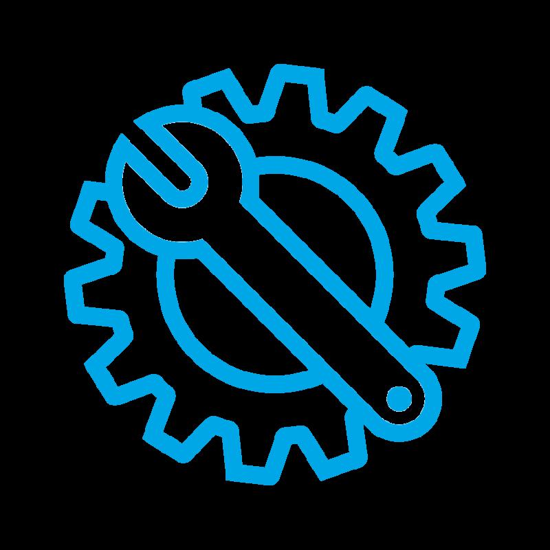 Icon Technische Unterstützung