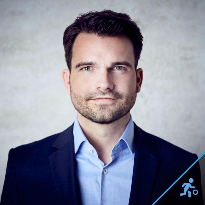 Vice President Sales Europe Marco Dröge